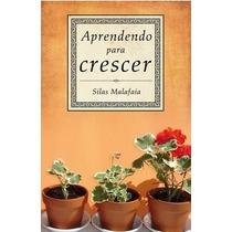 Livro Aprendendo Para Crescer