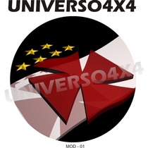 Capa Estepe Ecosport, Crossfox, Time Futebol Vasco Gama M-01