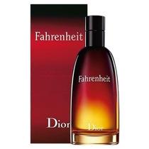 Dior Fahrenheit Eau De Toilette Masc. Prodt Original 100 Ml