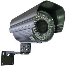 Câmera Infra-vermelho 60 Metros Ccd Sony 72 Leds 600 Linhas