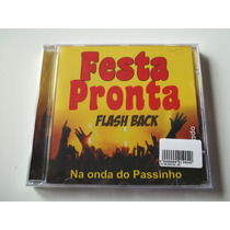 Flash Back - Cd Festa Pronta Funk - Antigos!!!! Lacrado!!!!