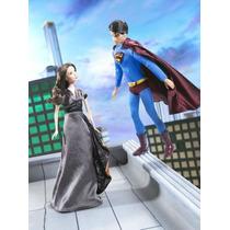 Boneco Barbie Ken Superman Returns Super Homem Filme Cinema