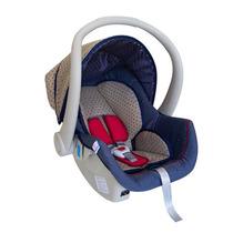 Bebê Conforto Cadeirinha Para Carro Cocoon Jeans Galzerano