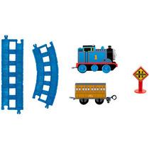 Pista Ferrovia Dia Com Thomas E Seus Amigos - Mattel