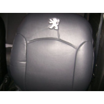 Capas Automotivas De Couro P/ Peugeot 206 Banco Inteiro