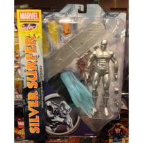 Marvel Select Surfista Prateado Silver Surfer