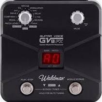 Pedaleira Waldman Guitarra Guitar Voice Gv 1fx Frete Grátis