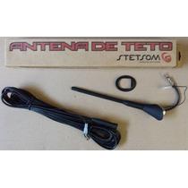 Antena Stetsom St-3800q Teto Amplf. Gol G5 60º Plug Dim