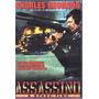 Dvd Assassino A Preço Fixo Charles Bronson Original Lacrado