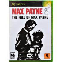 Max Payne 2 Original Xbox Compat. C/ 360 C/ Hd L A C R A D O