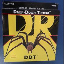 Cordas De Contrabaixo 5 Cordas Dr Ddt 0.45/125ddt5-45