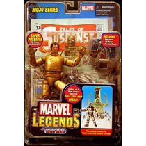 Marvel Legends Iron Man Series Mojo