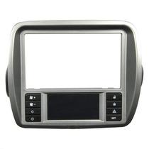 Moldura 2 Din Camaro + Interface De Volante E Audio + Touch