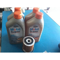 Kit Troca Oleo Punto Bravo Doblo Idea 1.6 1.8 16v E-torq 10/