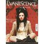 Revista Pôster Evanescence Novíssima = Amy Lee 52cm X 81cm!!