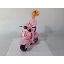 Antiga Boneca Sweet Scooter Musical Dec 80 - Veja O Video