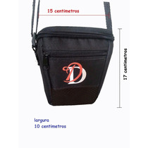 Bolsa Case Bag Câmera Digital Sony Canon Nikon Pronta Entreg