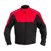 Jaqueta Motociclista Motosky Vermelha Texxtamanho: Xl