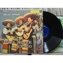 Trio Los Panchos Uma Noite No México Lp Columbia Capa Dura
