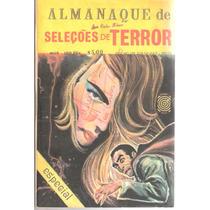 Almanaque Seleções De Terror Nº 18- 100 Paginas Ed.taika