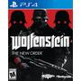 Wolfenstein The New Order Playstation 4 Mídia Física Ps4