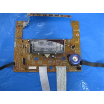 Placa Frontal Mini System Panasonic Sa-ak18