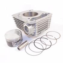 Kit Motor Cilindro/pistão/anel Std Original Cb300/xre300