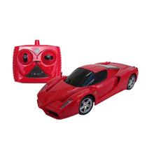 Carrinho Controle Remoto Ferrari Enzo Miniatura 1/32