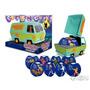 Gift Set Dvd Scooby Doo Mystery Machine Série Completa 8 Dvd