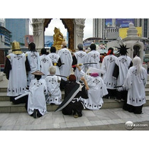 Cosplay Bleach Shinigame Capitões