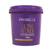 Pó Descolorante Ultra Blonde Pote De 450 Gramas.