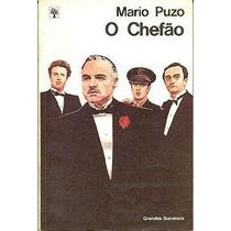 Livro O Chefão Mario Puzo Filme O Poderoso Chefão Ma