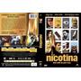 Filme Em Dvd Original Nicotina Uma Noite De Puro Caos Ação