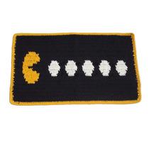 Tapete Capacho Gamer Atari Pac Man Em Croche Pacman-01