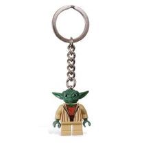 Chaveiro Lego Star Wars Yoda (clone Wars) 852550
