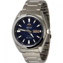 Relógio Automático Orient 469ss045 Visor Azul Luxuoso Lindo