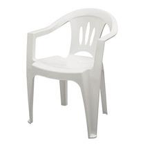 Kit 4 Cadeiras De Plástico Com Braço Exclusiva - Tramontina