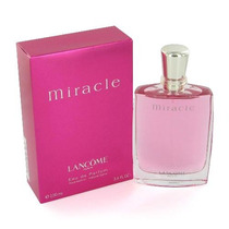 Perfume Miracle By Lancôme 100 Ml - Original E Lacrado -