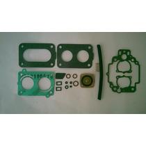 Kit Reparo Carburador 496 Tldf Weber Duplo Fiat Uno 1.6 90..