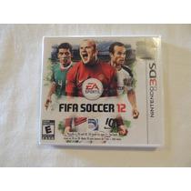 Jogo Nintendo 3ds Fifa Soccer 2012
