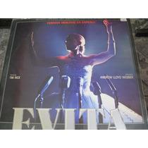 Lp = Evita - Version Original En Español