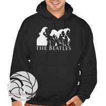 Blusa The Beatles Moletom Canguru - Unisex!!