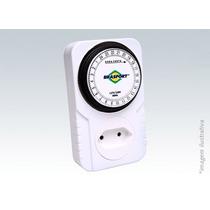 Timer Temporizador Analogico Bivolt Liga Desl Brasfort 8769