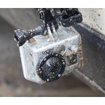 Caixa Estanque Proteção Impermeável Para Câmeras Gopro