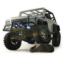Axial Racing Bolha Dingo Rock Crawler Kit Completa C/adesivo