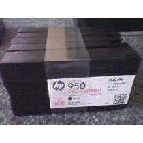 Hp 8100/8600 Jogo 4 Cartuchos Setup 950/951 - Novos Garantia