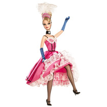 Barbie France 2009 Dolls Of The World Francesa 50º Anos