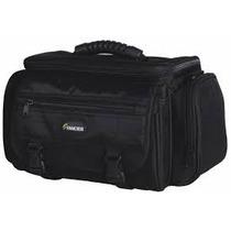 Bolsa Case Câmera Nikon Canon - Fancier Wb 3427 Tam. Médio