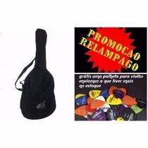 Capa Bag Para Violão Clássico Promoção Só Hoje