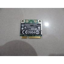 Placa Wireless Wi-fi Notebook Hp G42 Compaq Cq42